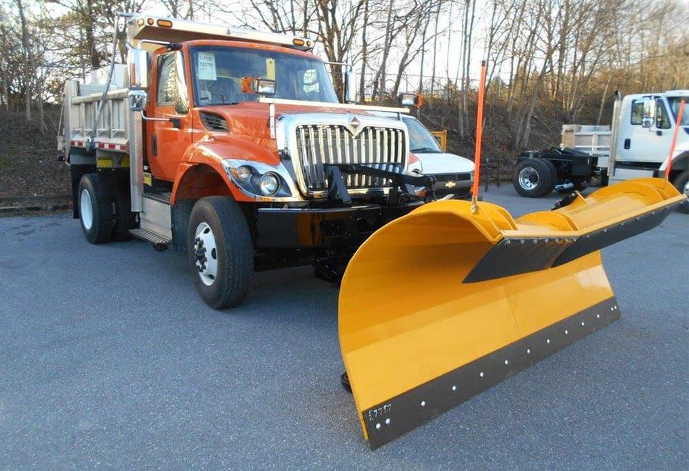 Viking-Cives Heavy Duty Plow