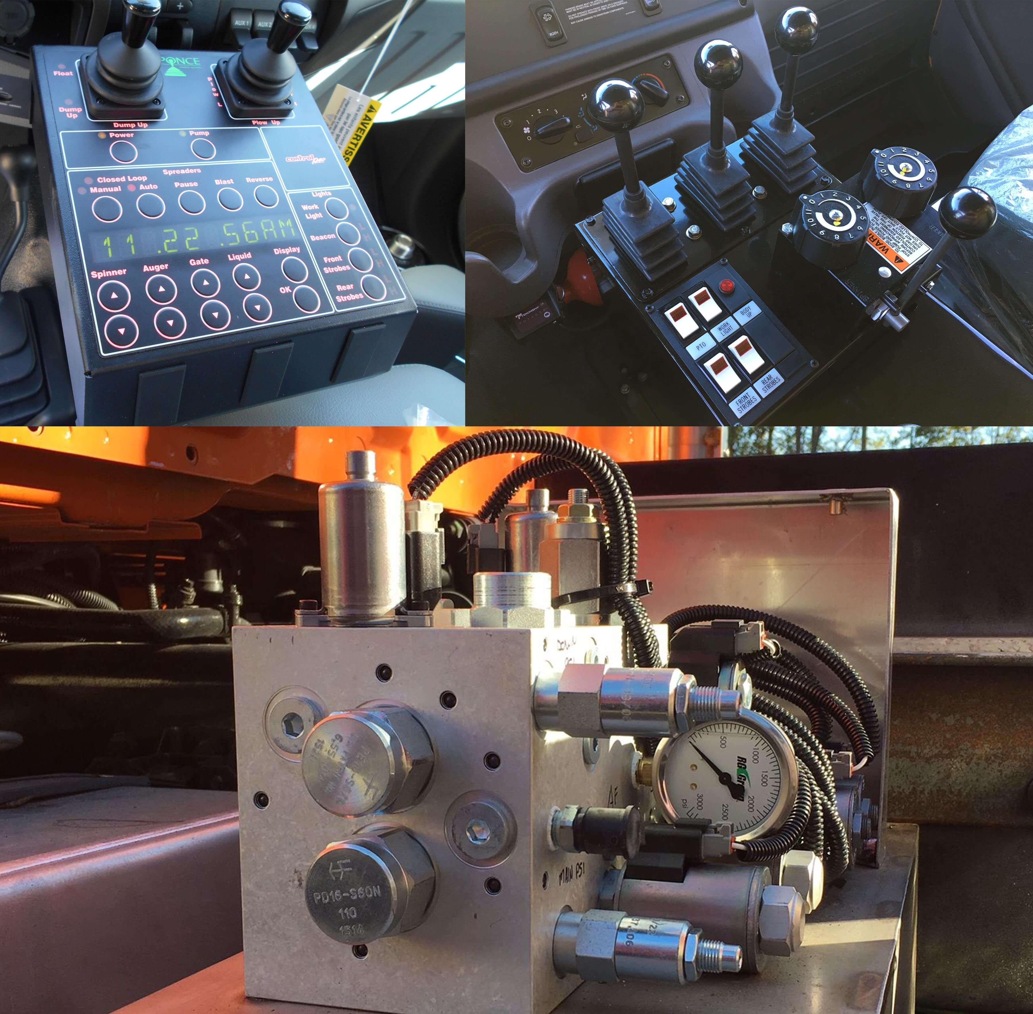 Central Hydraulics Amp Controls Lancaster Truck Bodies